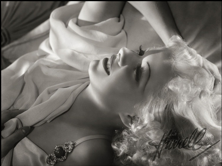 Hollywood Glamour - Jean Harlow