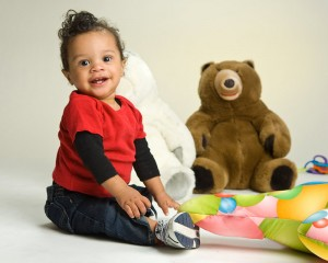 Sourcelight's Small Steps Program_Taquari Reyes at 9 months