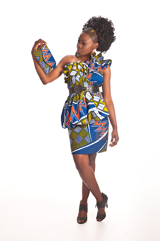 Rita Thara Yenga of Thara Fashion
